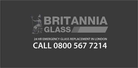 Britannia Glass: Call 020 3504 0004